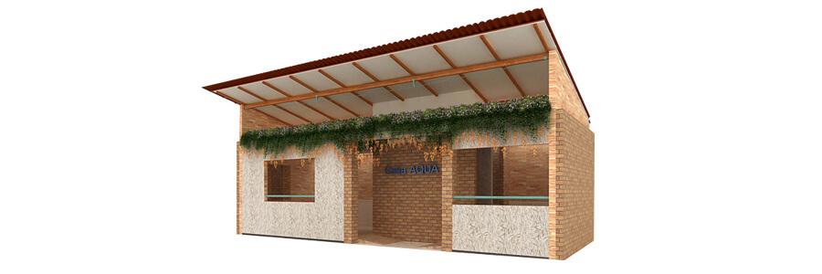 Módulo habitacional sustentável será destaque da Casa Cor
