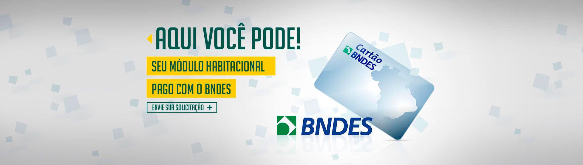 Pague com BNDS