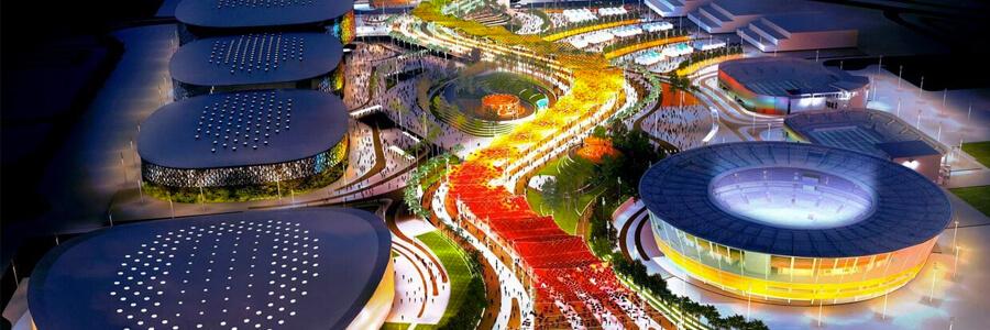 Construções com módulos habitacionais são utilizadas nos Jogos Olímpicos 2016