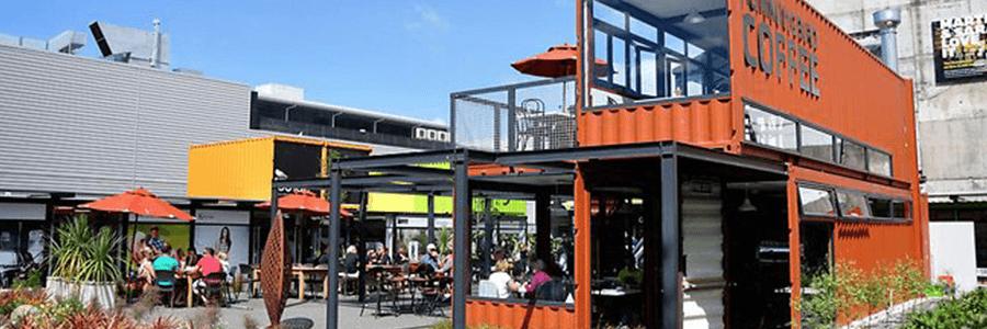Módulos habitacionais são novo conceito em arquitetura sustentável