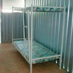 Container dormitório