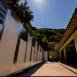 Container sala de aula
